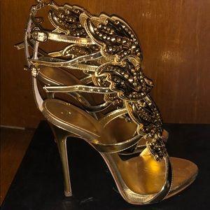 Giuseppe Zanotti angel heels